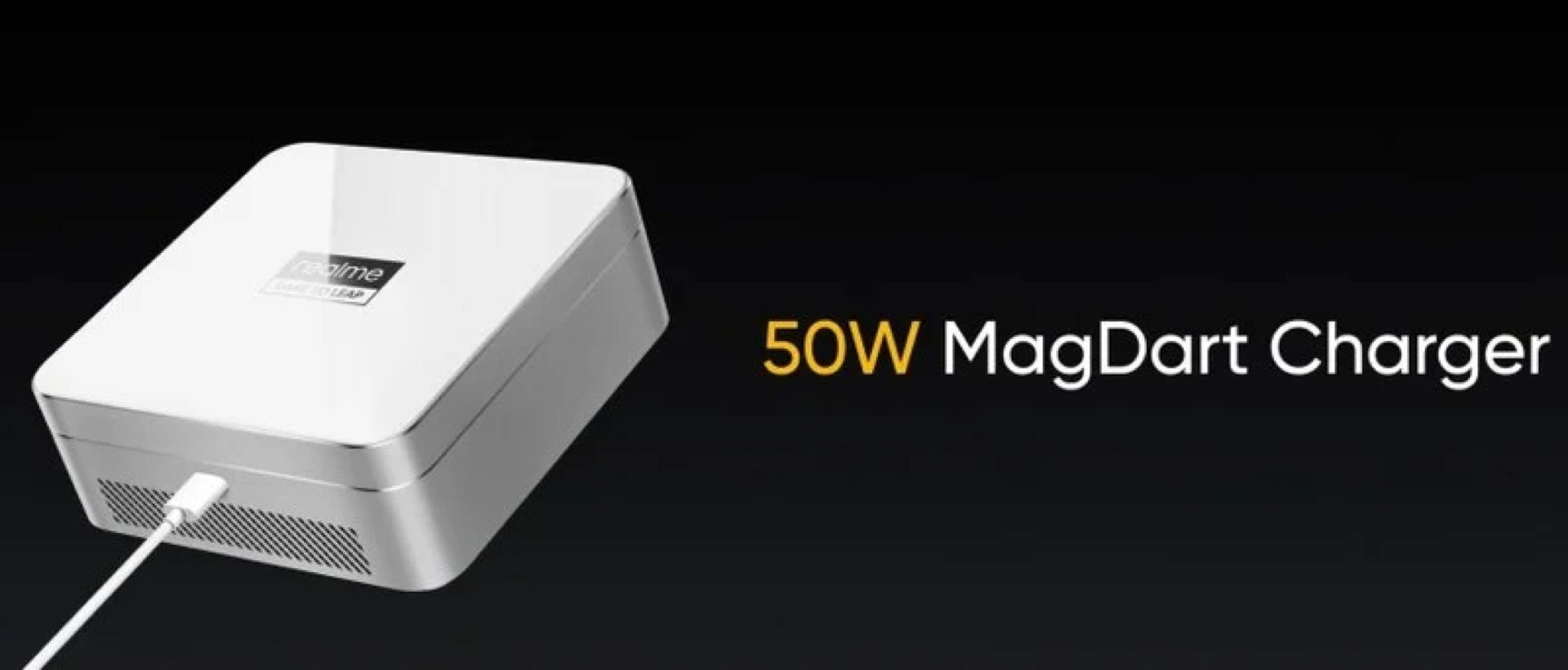 Realme MagDart Magnetic wireless charging