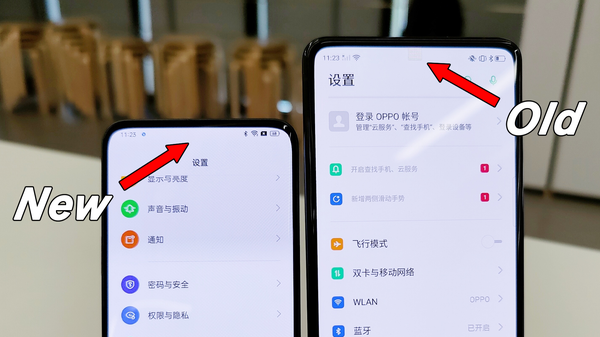 Oppo Isn't Giving Up on Under-Display Selfie Cameras