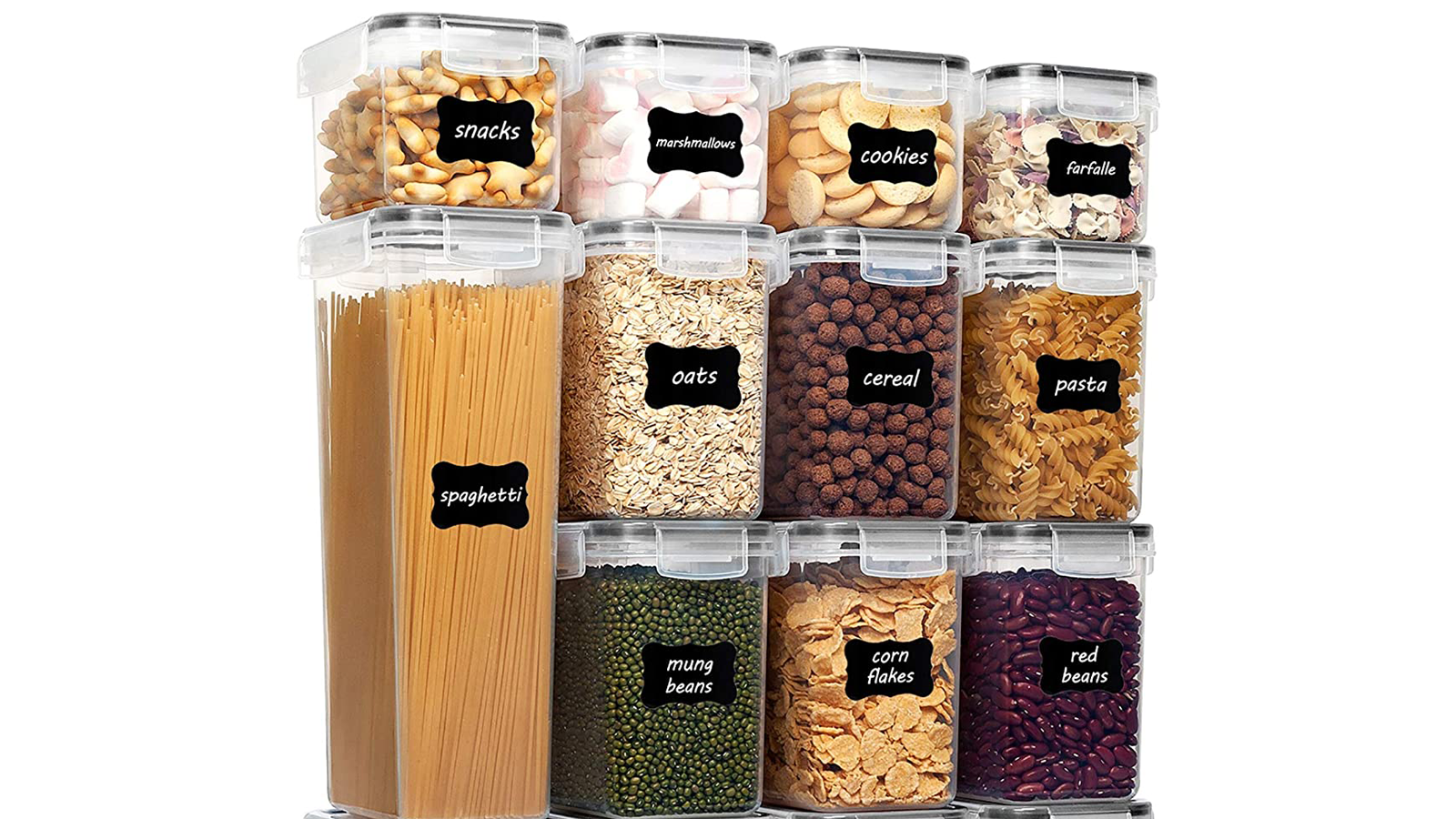 Help Your Food Stay Fresh with These Airtight Food Storage Containers