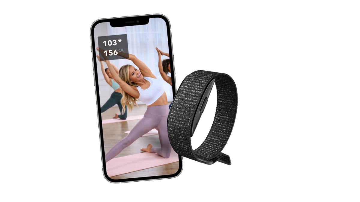 Halo band on OpenFit