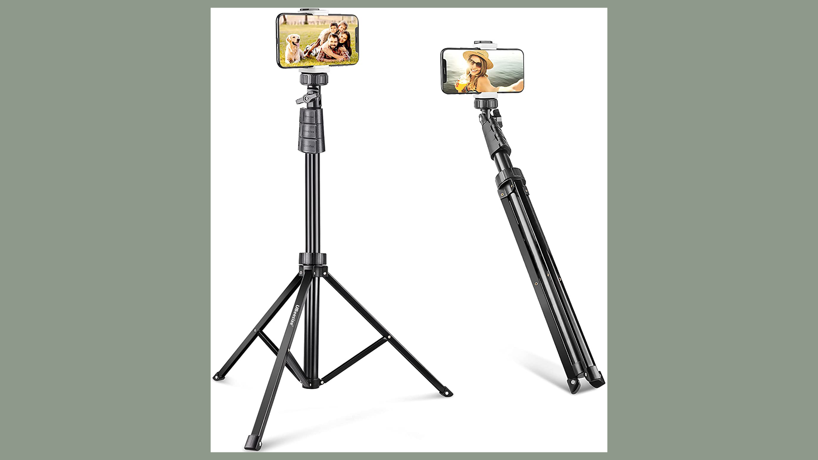 Get Your Selfie on (easily) With This Phone Tripod-Slash-Selfie Stick