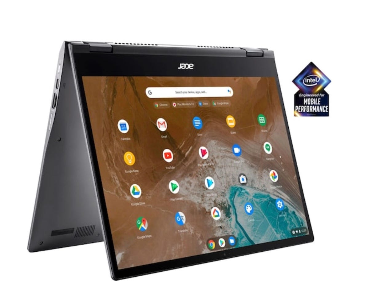 Acer Chromebook Spin 713 (2-in-1)