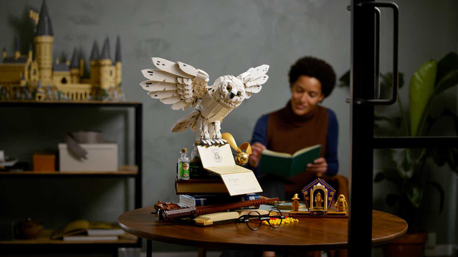 The New LEGO Harry Potter Icons Set Pays Homage to the Wizarding World