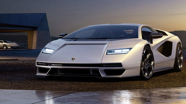 The Lamborghini Your Parents Couldn't Afford Returns as a Hybrid You Can't Afford