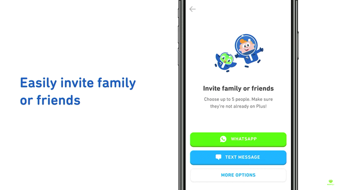 Duolingo's New Family and Friends Plan Supports Six Users for One Low Price