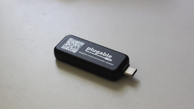Plugable USB-C VAMETER Review: Easy Plug-and-Play Diagnostics