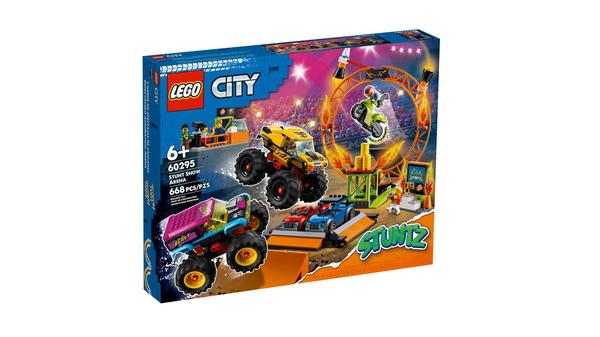 LEGO City Stuntz Line Arrives With 10 New Sets