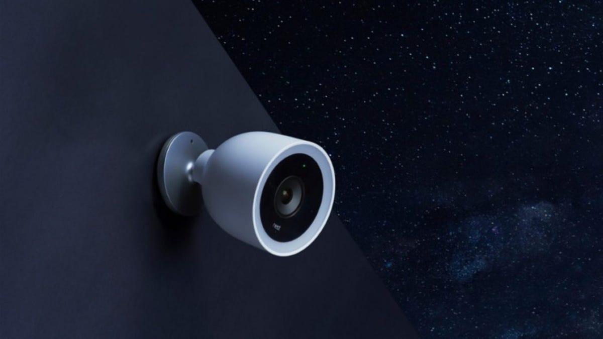 Nest Cam IQ Outdoors