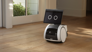 "Amazon's New Astro ""Monitoring"" Robot Follows You All Around the Home"