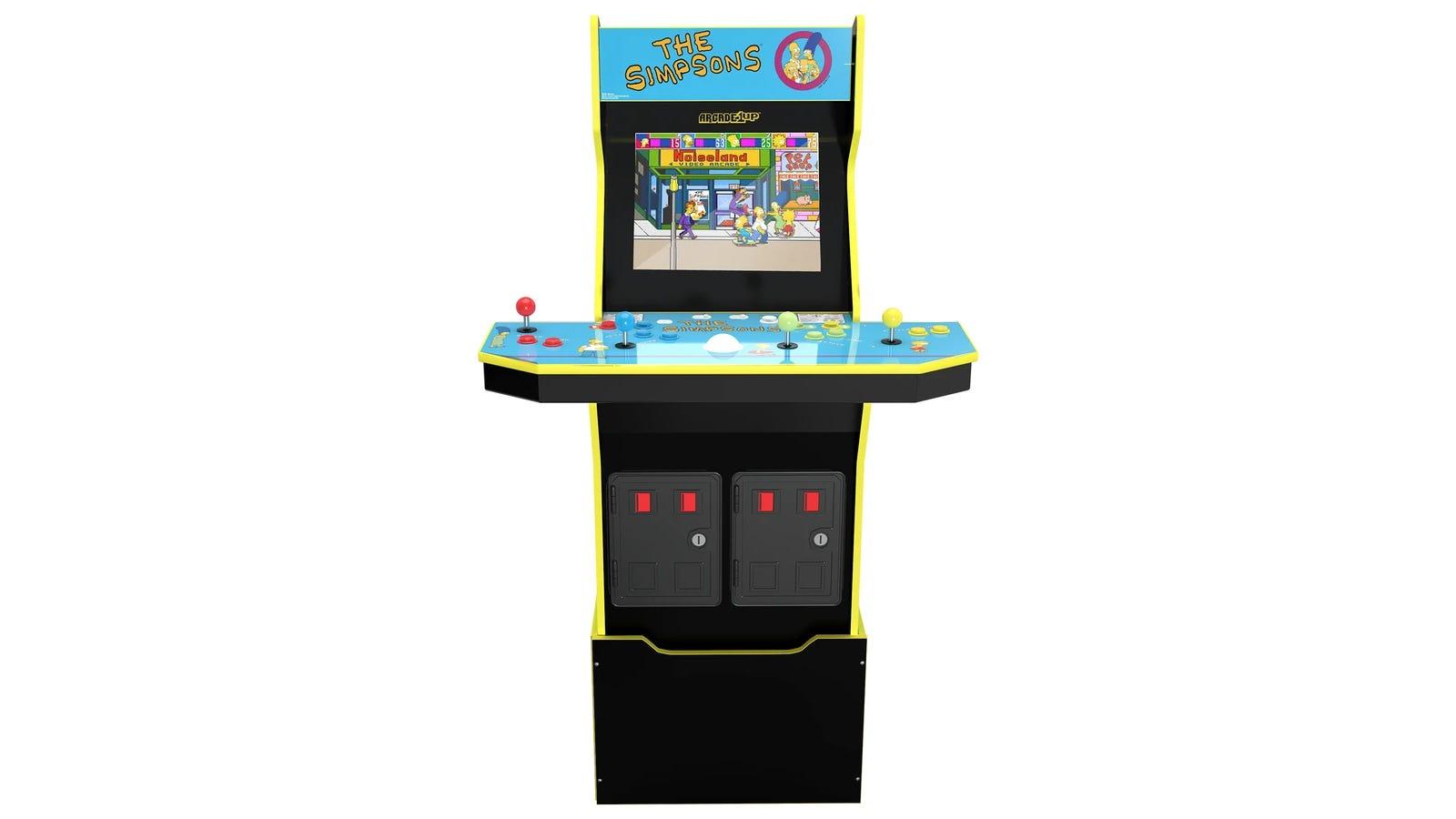 The Simpsons™ Arcade Machine