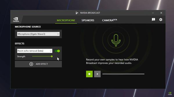 New NVIDIA Broadcast Update Won't Cut Your Audio When You Scream