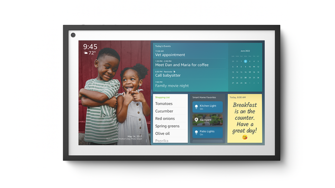 Amazon Debuts a Picture-Frame Echo Show, Interactive Projector for Kids, and More