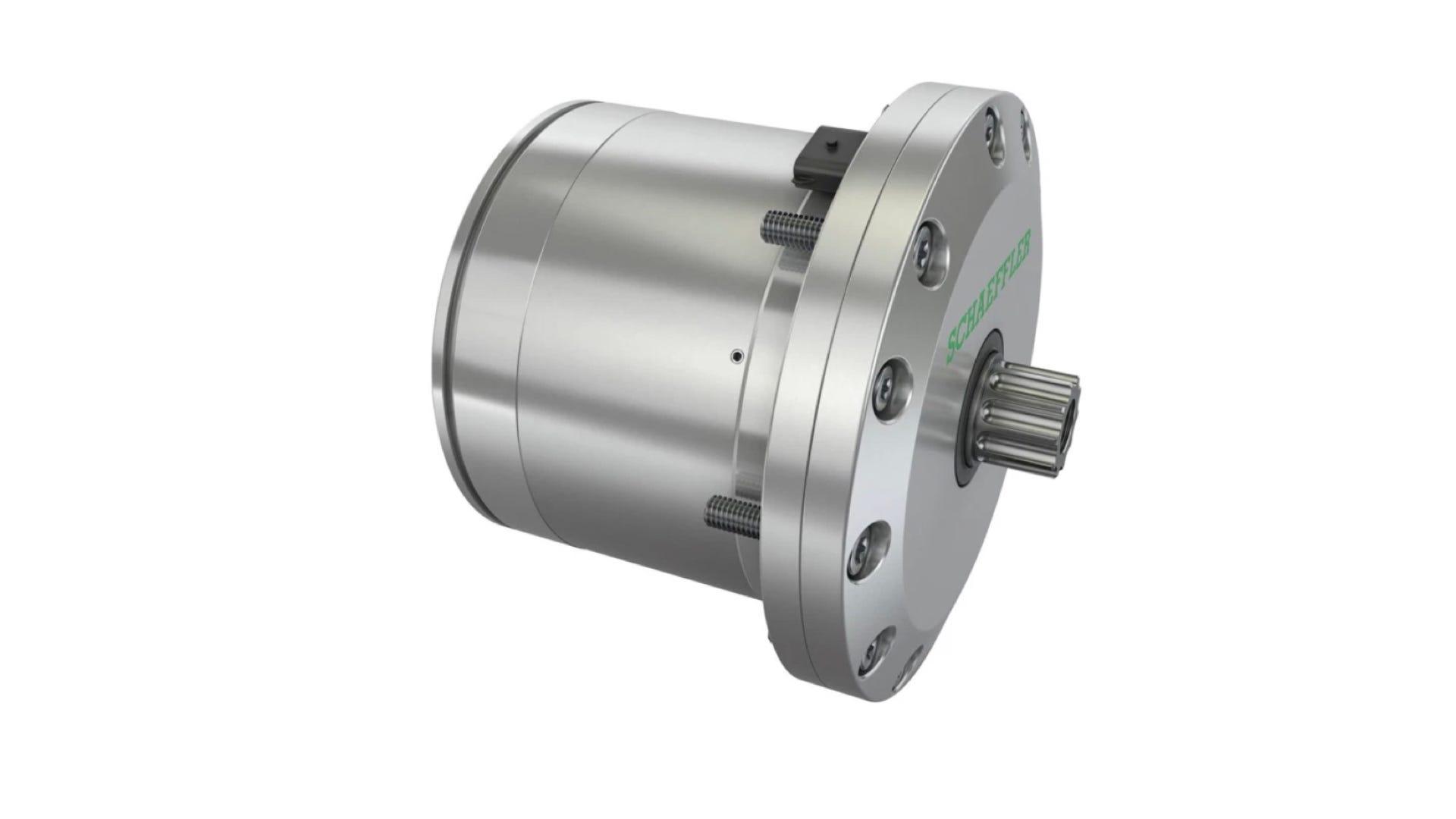 Schaeffler Free-Drive Pedal Generator