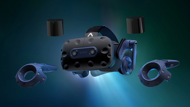 HTC Finally Opens Pre-Orders for the Vive Pro 2 Headset Kit for Newbies