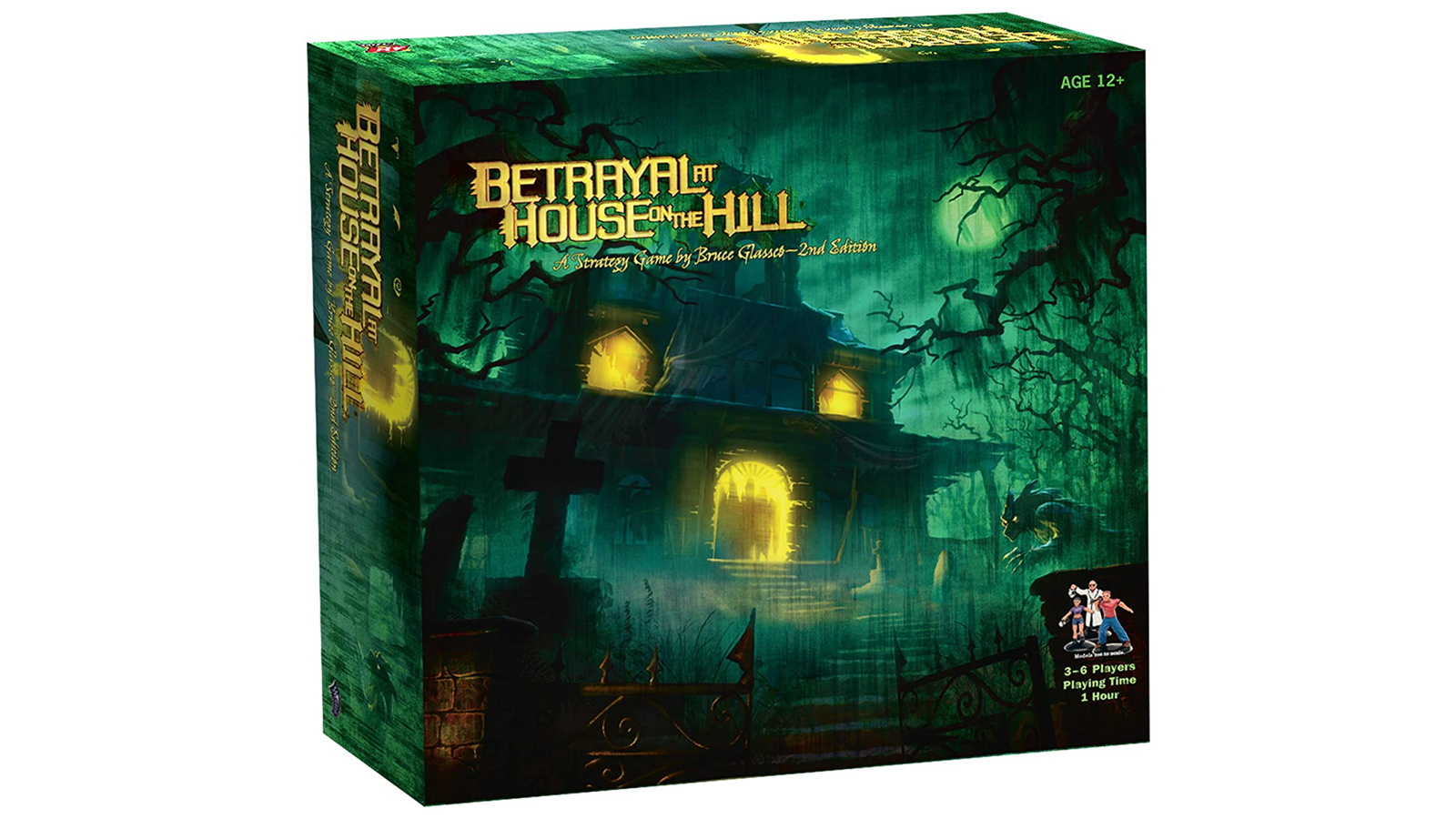 Scare-ific! 'Betrayal at House on the Hill' is a Horror-tastic Board Game