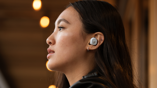 Sennheiser Crams ANC and Transparency Modes In a More Affordable Pair of Earbuds