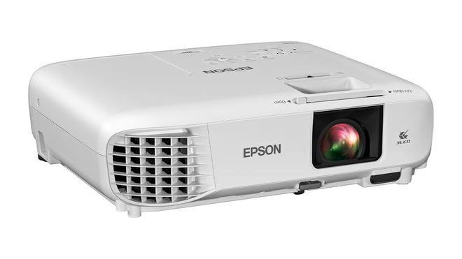 Epson Launches an Affordable 1080p Smart Projector