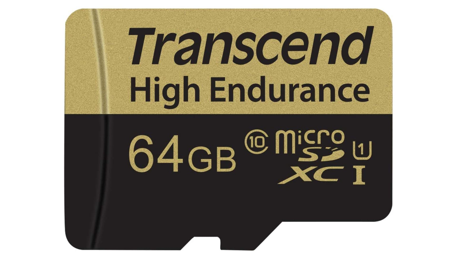 Transcend High Endurance microSD card