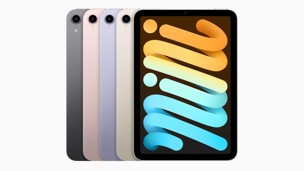 new bigger ipad mini