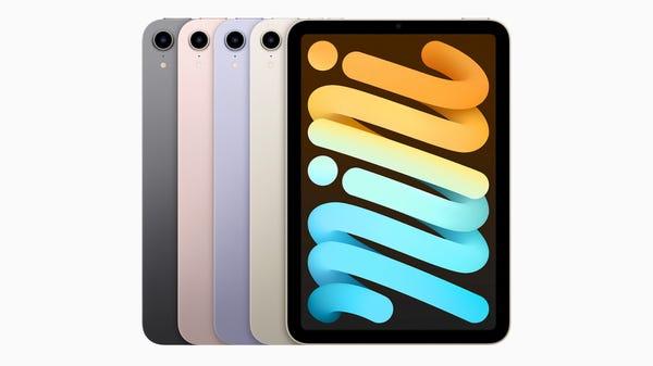 Apple iPad Mini Sees Big Updates as Entry-Level iPad Gets Minor Tweaks
