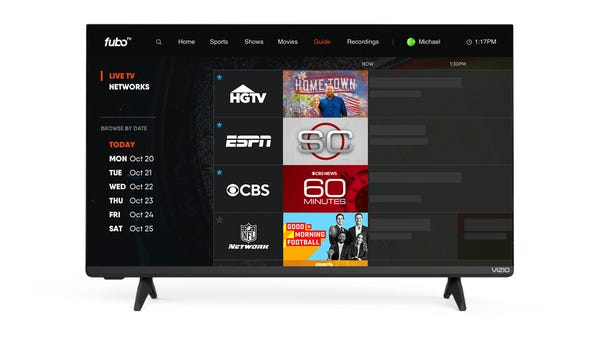 FuboTV App Comes to Vizio SmartCast Just in Time for the NFL Season