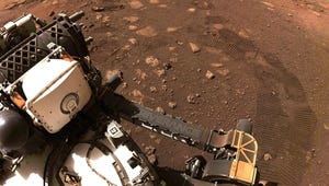 NASA's Perseverance Rover Samples Suggest Mars Once Had Plenty of Water