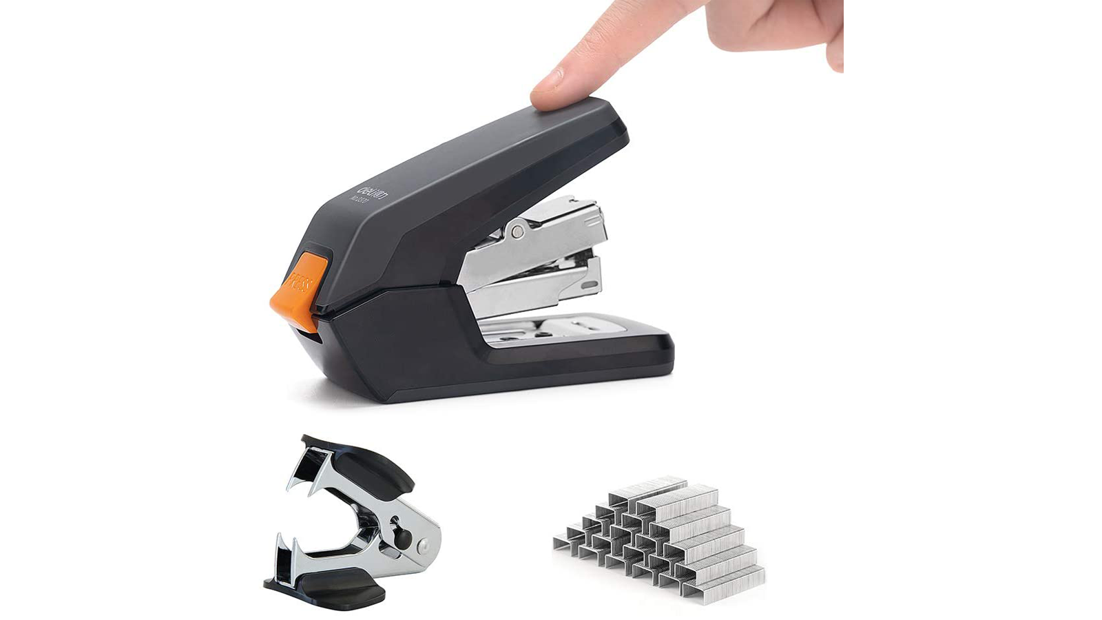 Ensure You Have All the Office Staples You'll Need, Including This Stapler