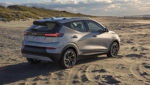 GM and LG Team Up to Address Bolt EV Battery Recall