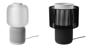 A Leak Shows New Symfonisk Lamp from IKEA and Sonos with Changeable Lampshade