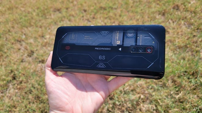 Red Magic 6S Pro Review: A Solid Choice for Specific Mobile Gamers