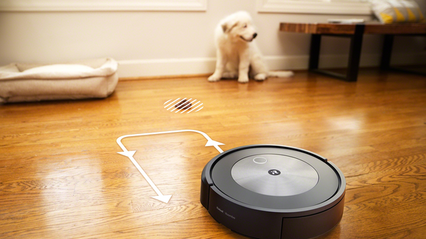 This Roomba Uses Highly-Advanced AI to Avoid Dog Poop