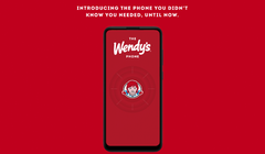 Now's Your Chance to Win a Limited-Edition Wendy's Phone Because lolwut lol haha
