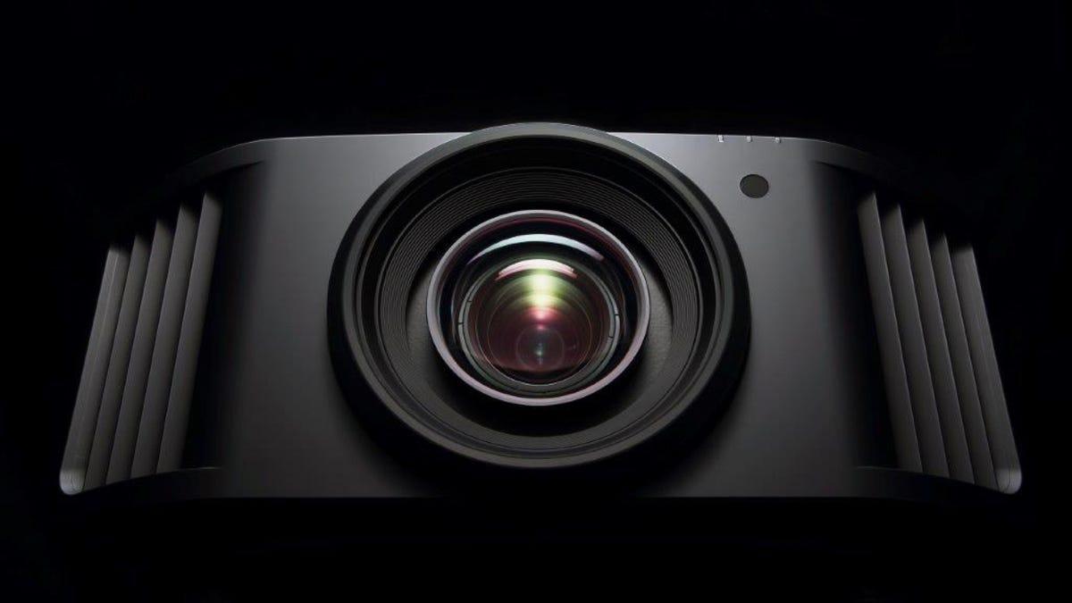 JVC New 8K Laser Projector