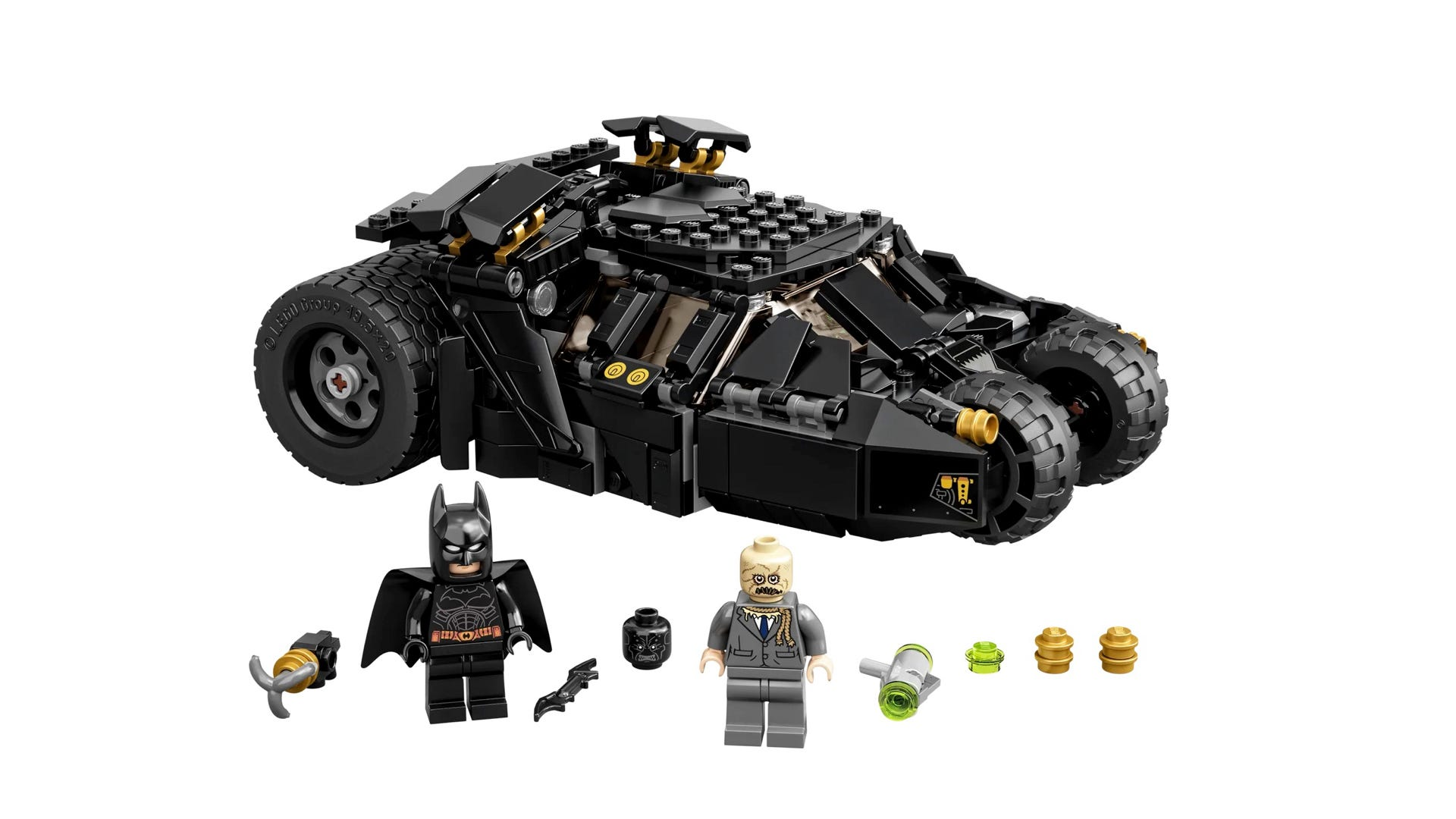 LEGO DC Batmobile Tumbler Scarecrow