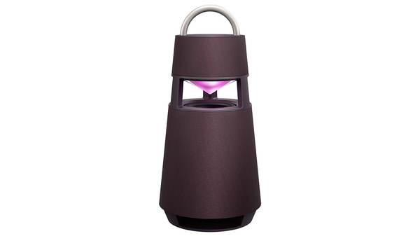 LG's XBOOM 360 Party Speaker Doubles as a Giant Lantern