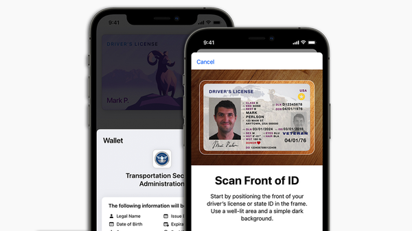Apple Wallet Will Let You Digitize Your Driver's License, But Should You?