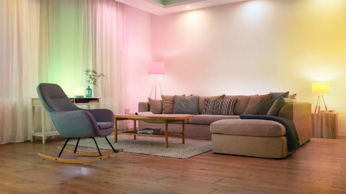 WiZ Lights and Lamps for smart home