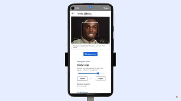 Google Announces New Hands-Free and Speech-Free Accessibility Features for Android
