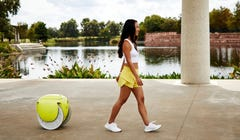 Gitamini Is a Robot Suitcase That'll Follow You Around