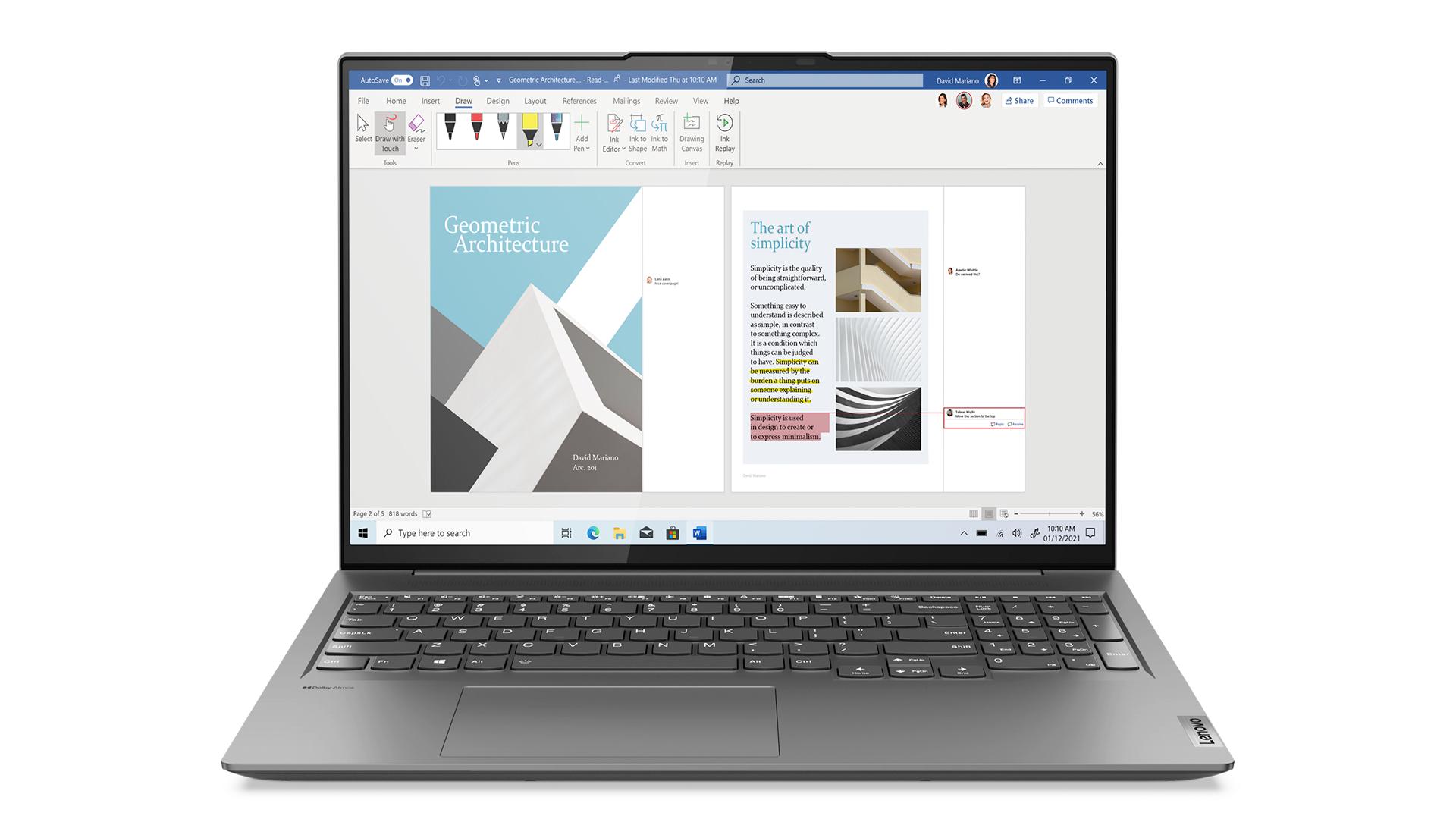Lenovo IdeaPad Slim 7 Pro