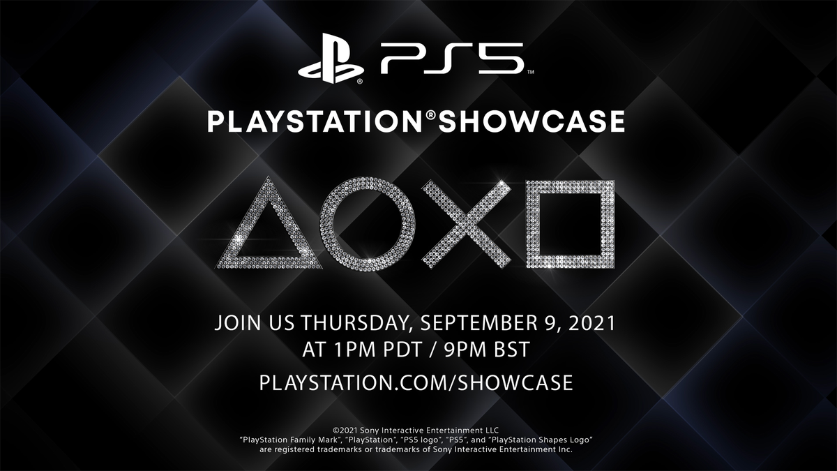 The September 9th PlayStation Showcase banner.