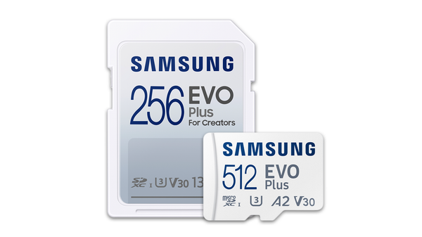 Samsung's New SD Cards Are Optimized for 4K Video