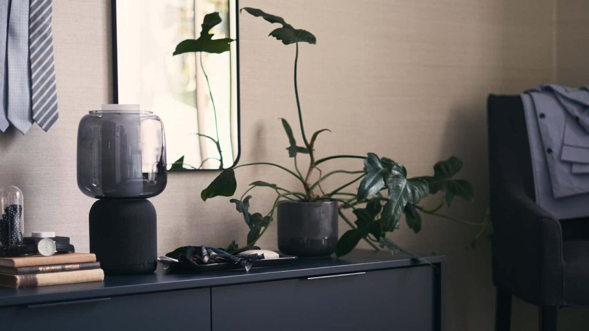 Sonos IKEA lamp speaker