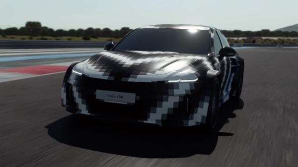 Hyundai's Concept Hybrid Sportscar Uses Hydrogen Instead of Gasoline