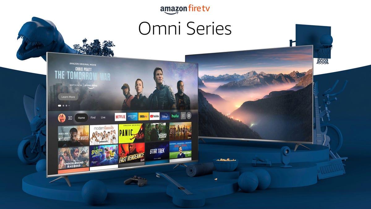 Amazon Omni Fire TV