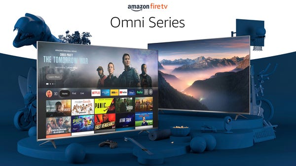 Amazon Debuts Its Own Fire TV Lineup Starting at $369