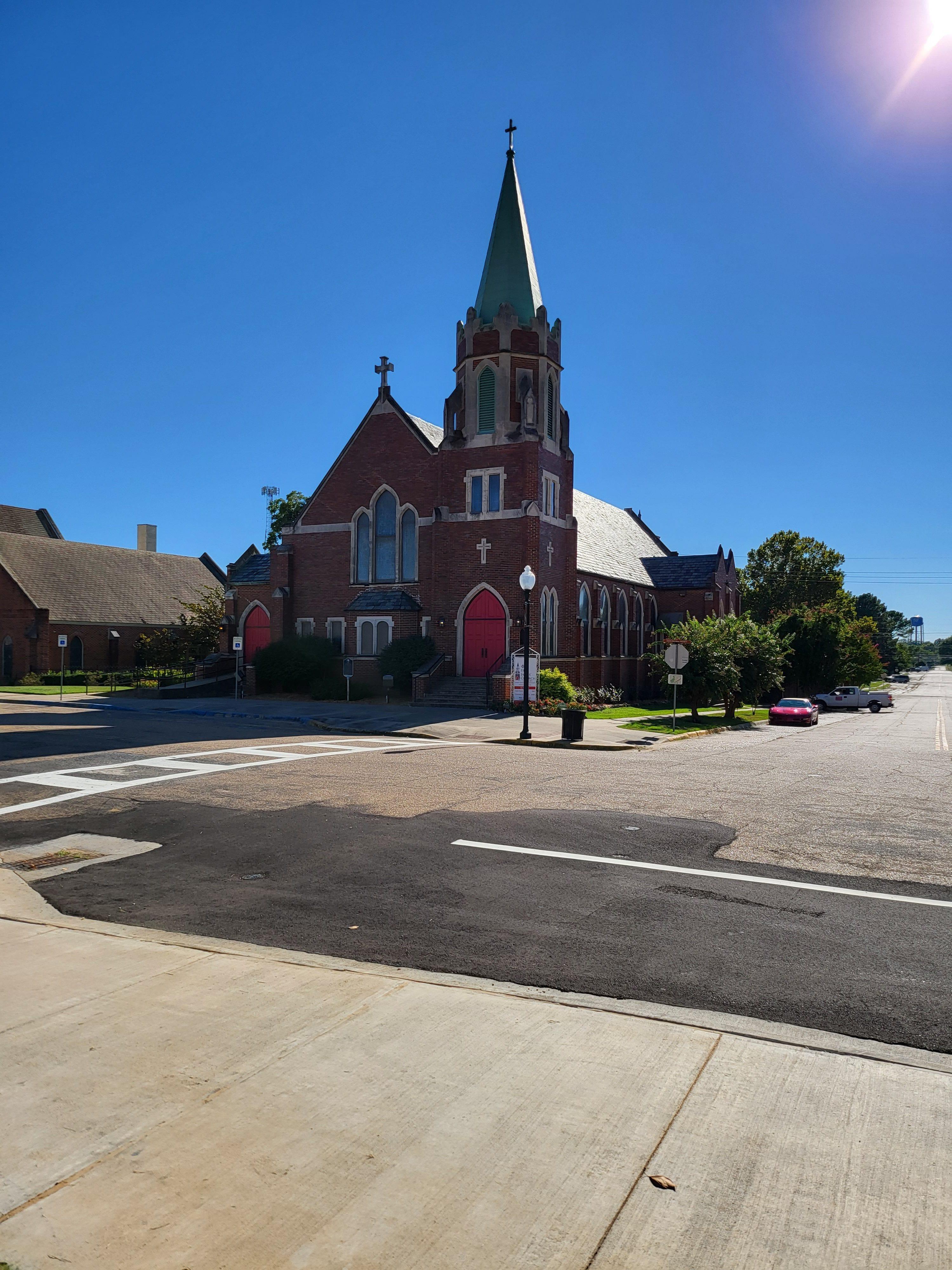 An old church