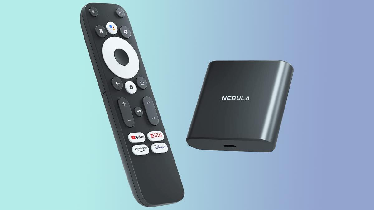 Anker Nebula 4K Streaming Dongle