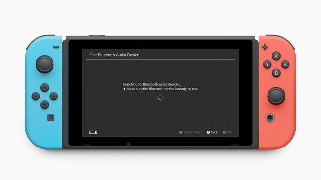 Bluetooth Audio Arrives on the Switch, but It Kinda Sucks