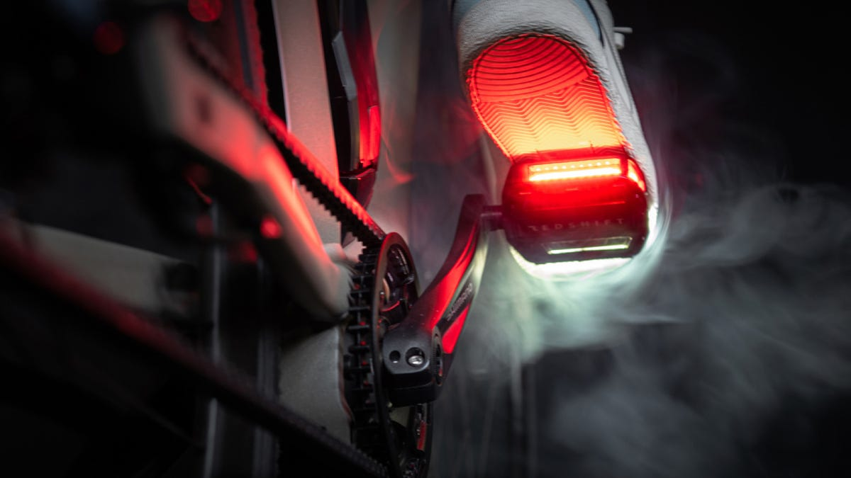 RedShift Arclight pedals